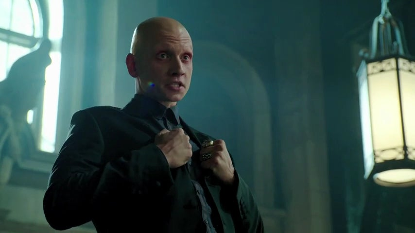 Gotham Who Is Victor Zsasz