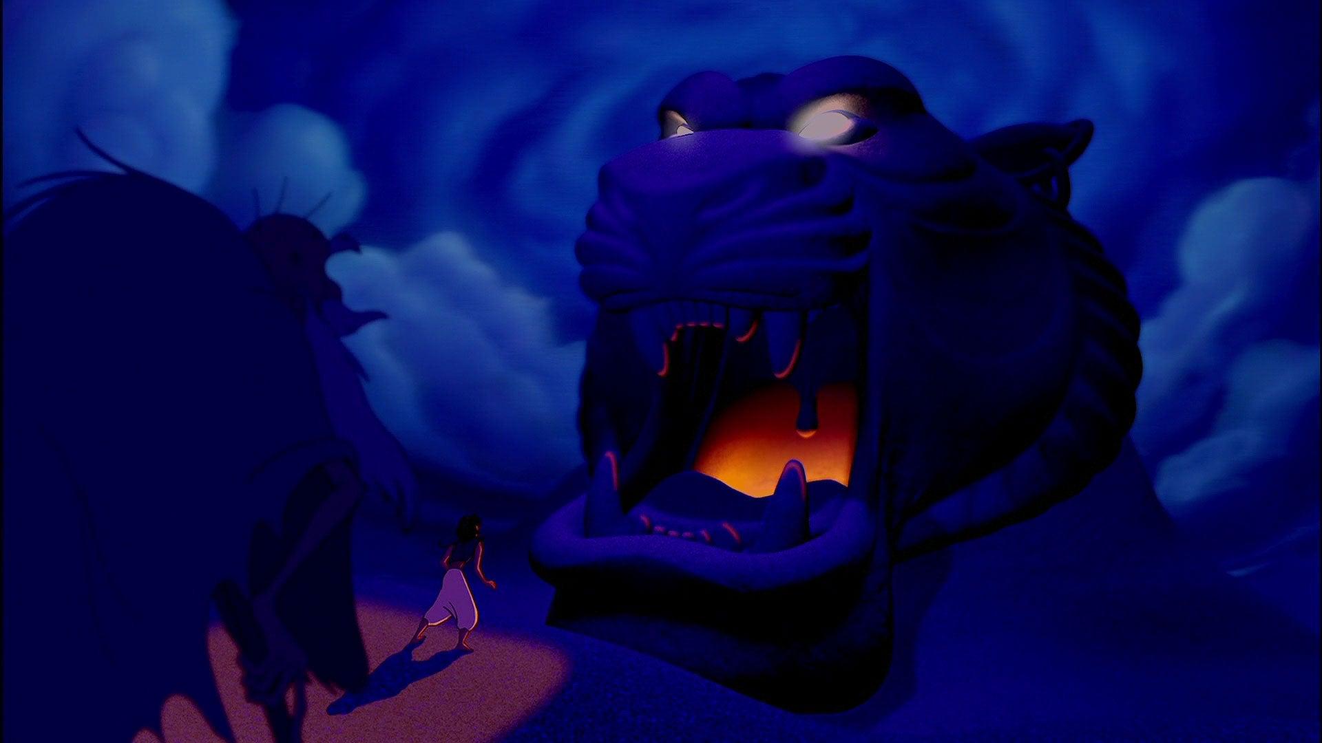 Aladdin Trailer: Aladdin Trailer Recut
