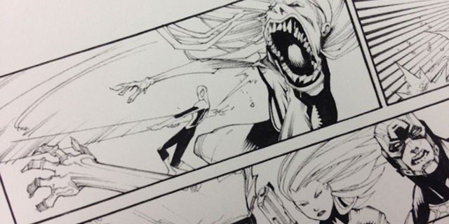 Attack On Titan/Marvel