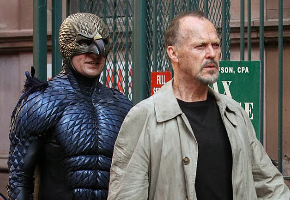Birdman is Interesting in Style and Substance  Birdman is Inte...