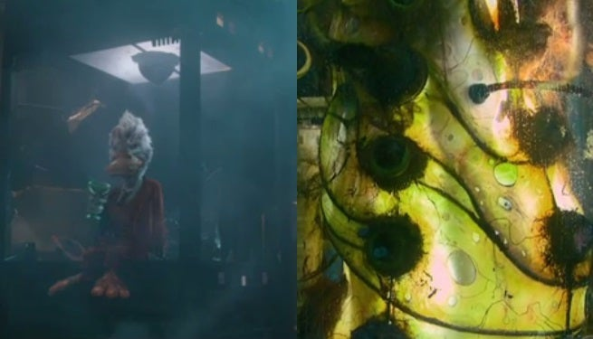 Guardians Of Galaxy Collector's Museum Featurette Shows Adam Warlock's  Cocoon, Howard The Duck, And More
