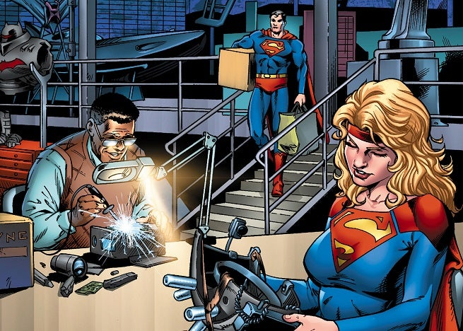 dc comics has released - photo #49