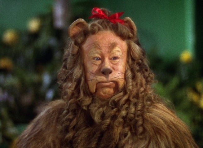 Cowardly Lion Costume From Wizard Of Oz Sells For $3 Million At Auction