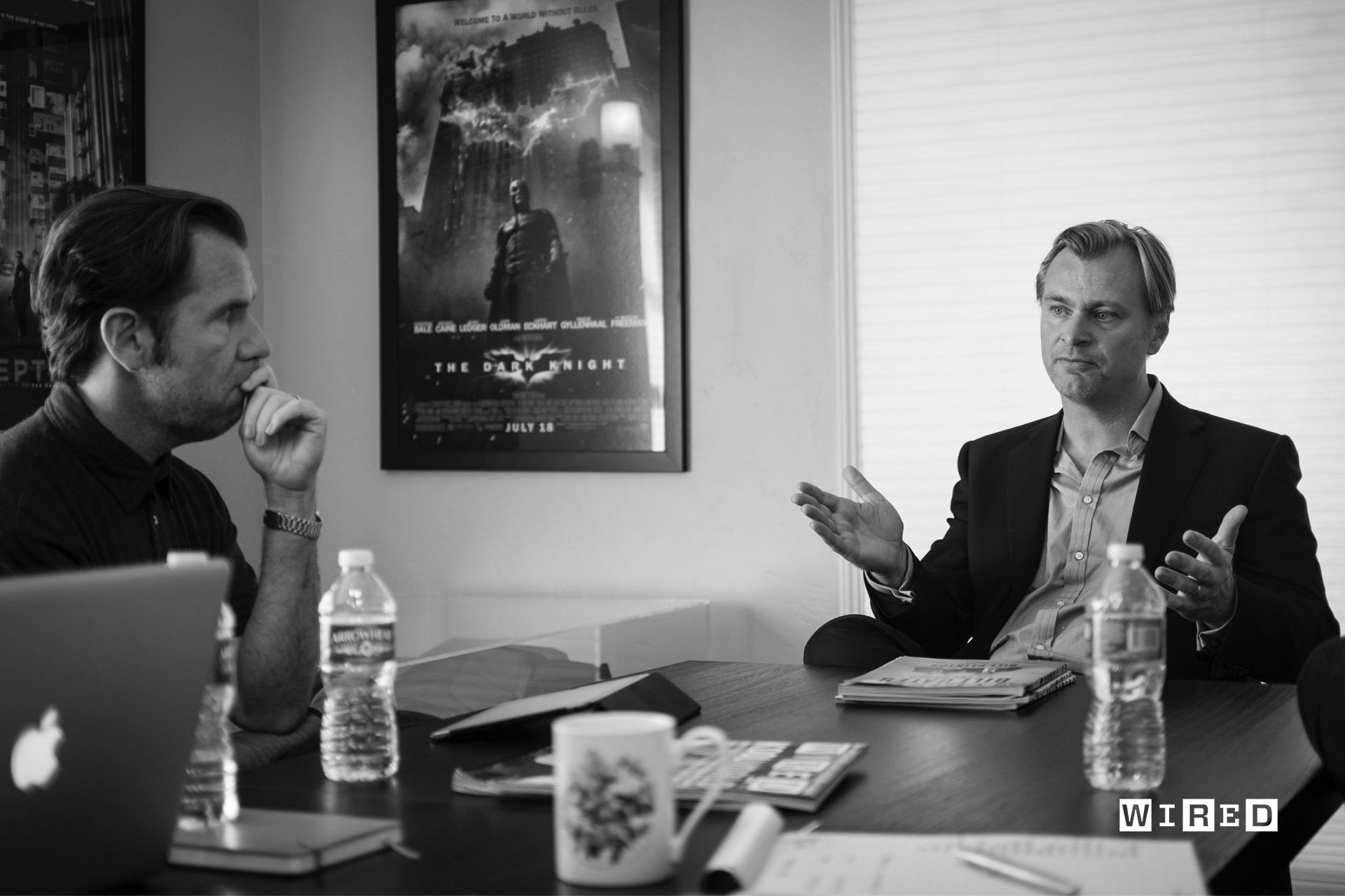 Christopher Nolan To Guest Edit Wired