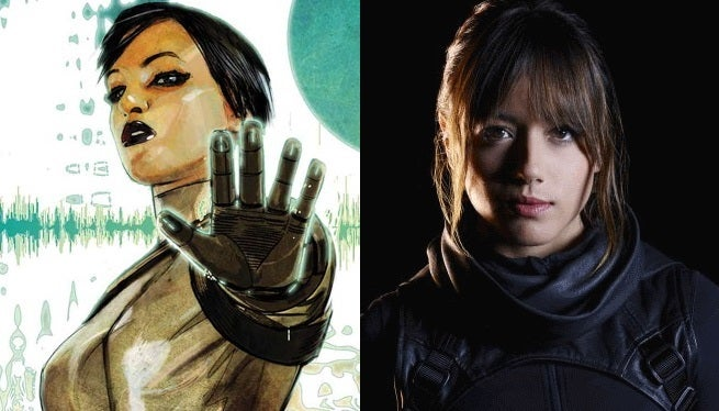 Agents Of S.H.I.E.L.D.: Is Skye Really Daisy Johnson?