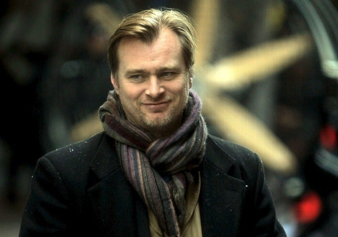 Says Christopher Nolan...