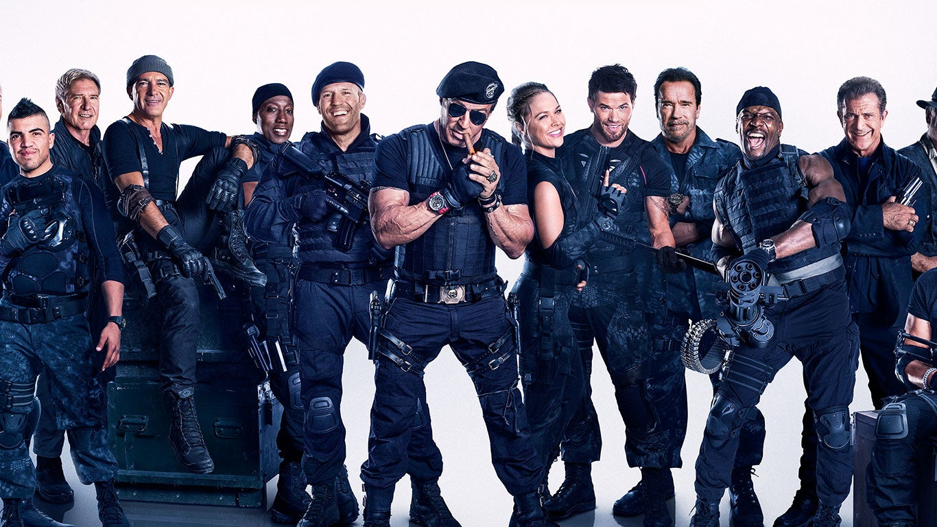 Sylvester Stallone Says The Expendables 3 PG-13 Rating Was A Horrible Miscalculation