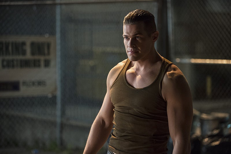 the flash preview images released for the flash is born