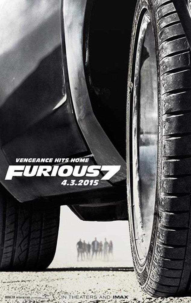 Live From Furious 7 Trailer Release Party Underway