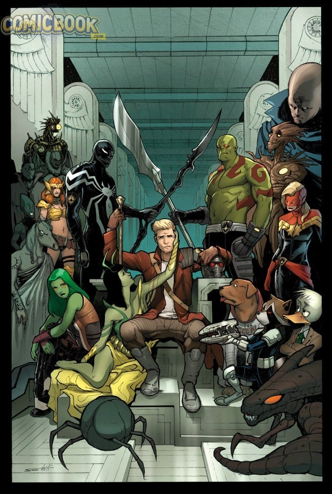 Frankensteining Marvel's Solicitations For February 2015 (Update With Added Spider-Man)