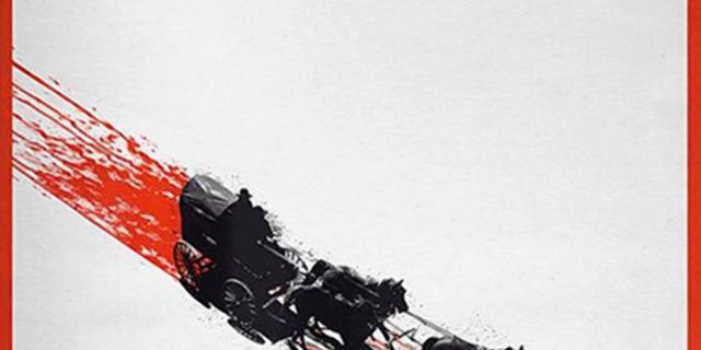 Hateful Eight-Quentin Tarantino-Poster