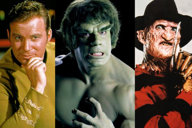 Freddy Krueger, Captain Kirk, And More Celebrate The Hulk's Birthday