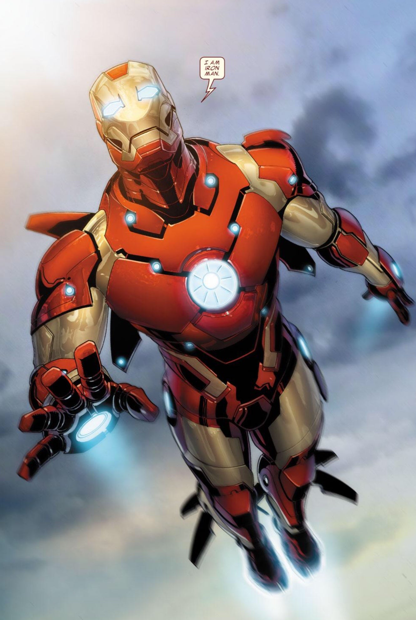 10 superior moments in iron man armor history. Black Bedroom Furniture Sets. Home Design Ideas