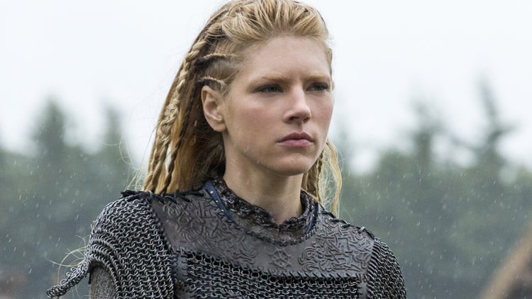 Katheryn Winnick in Vikings