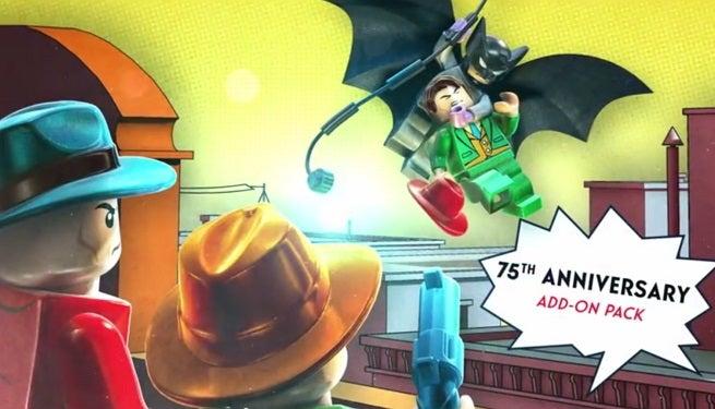 LEGO Batman 3: Beyond Gotham DLC Season Pass Trailer