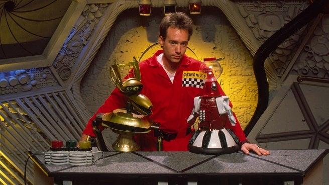 Joel Hodgson Talks the Mystery Science Theater 3000 Reboot