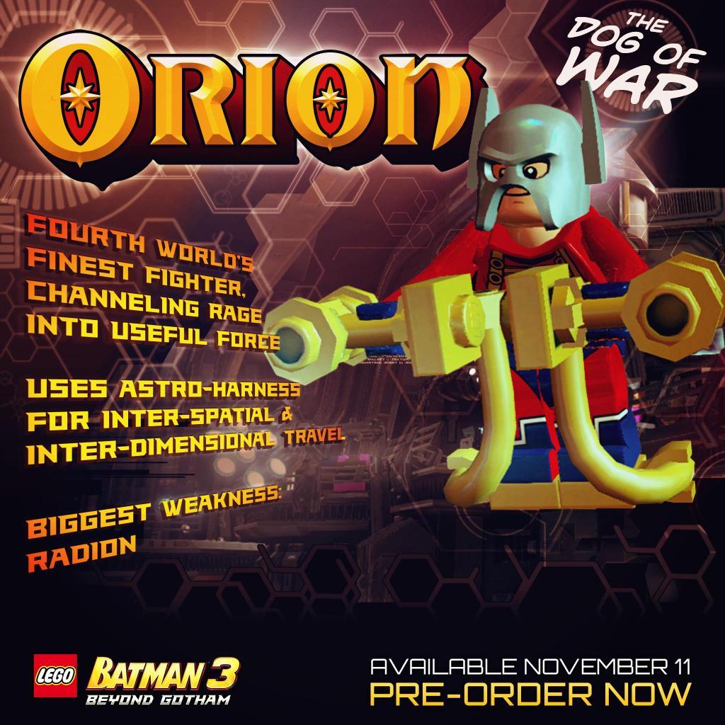 Firestorm, Lobo, Bane and More Added to Lego Batman 3 ...