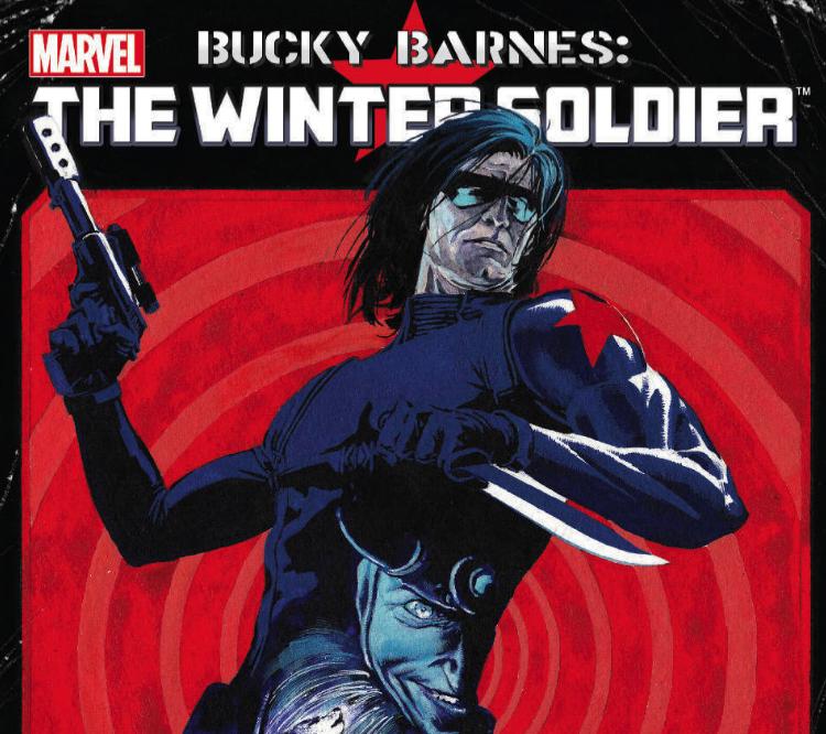 Bucky Barnes Winter Soldier Comic