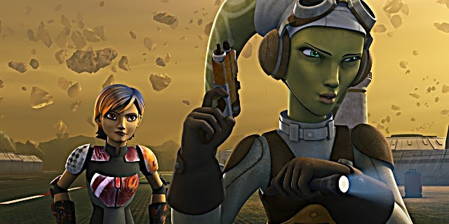 Star Wars Rebels 107 Out of Darkness 2