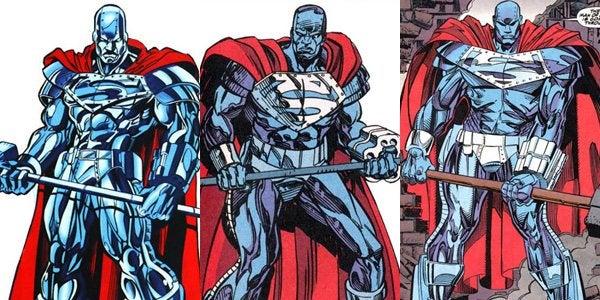 Steel Man 1997