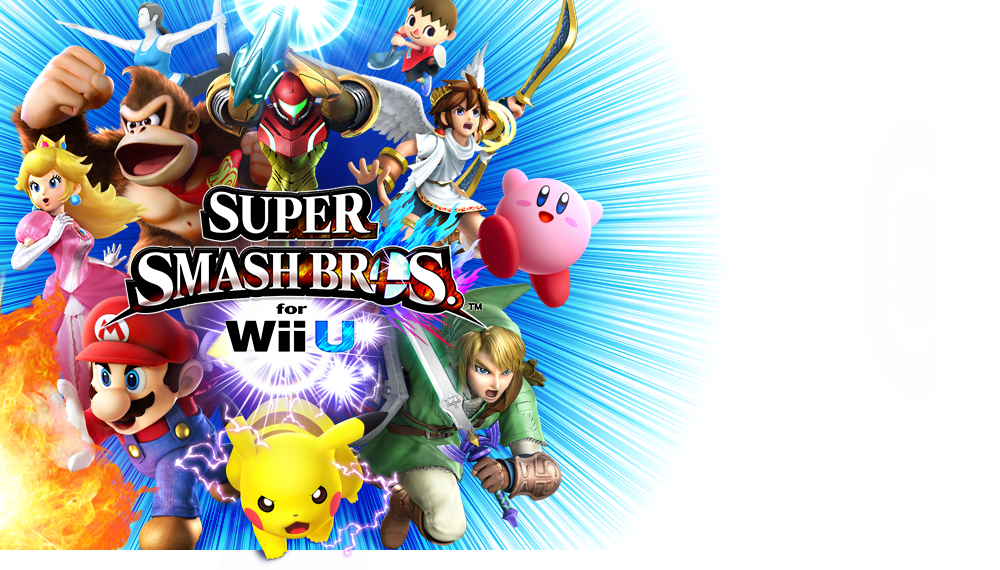 Super smash bros is now available for pre load on wii u - Console wii u super smash bros ...
