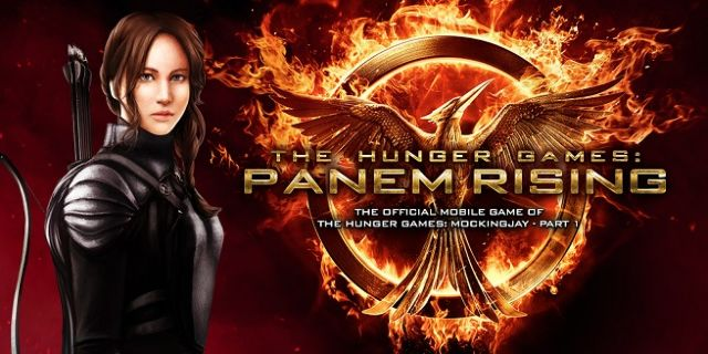 The Hunger Games Panem Rising
