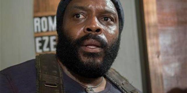 The Walking Dead Season 5 Crossed Tyreese