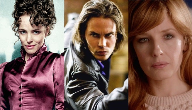 True Detective Season 2 Casts Taylor Kitsch, Rachel McAdams, And Kelly Reilly