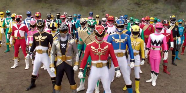 Watch Power Rangers Online - Full Episodes - All