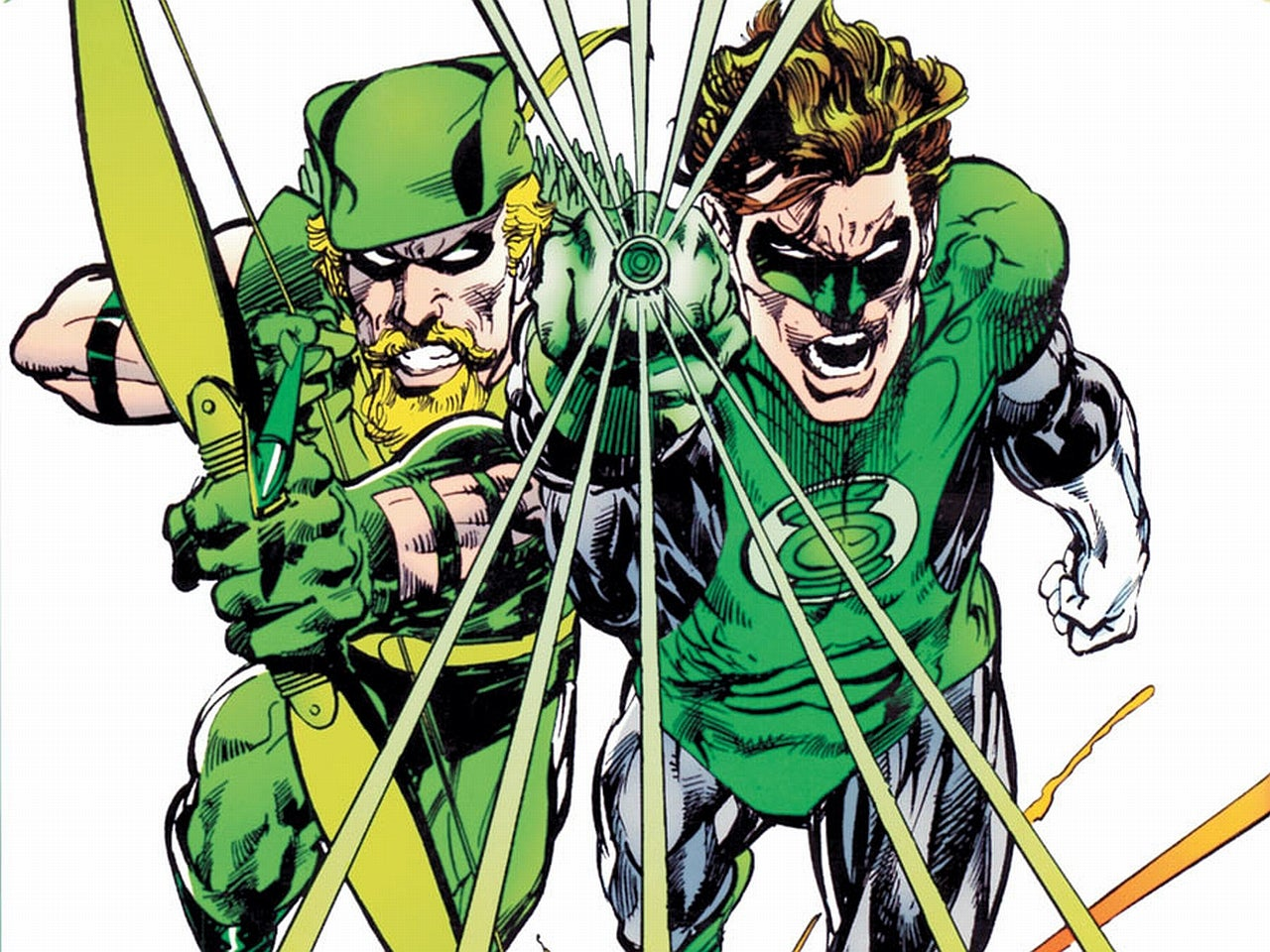 Green Arrow Arrow Green Lantern Green Arrow