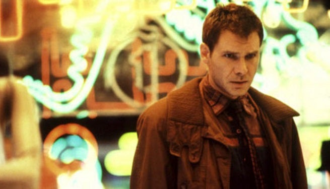 Ridley Scott Answers Whether Deckard Is A Replicant In Blade Runner