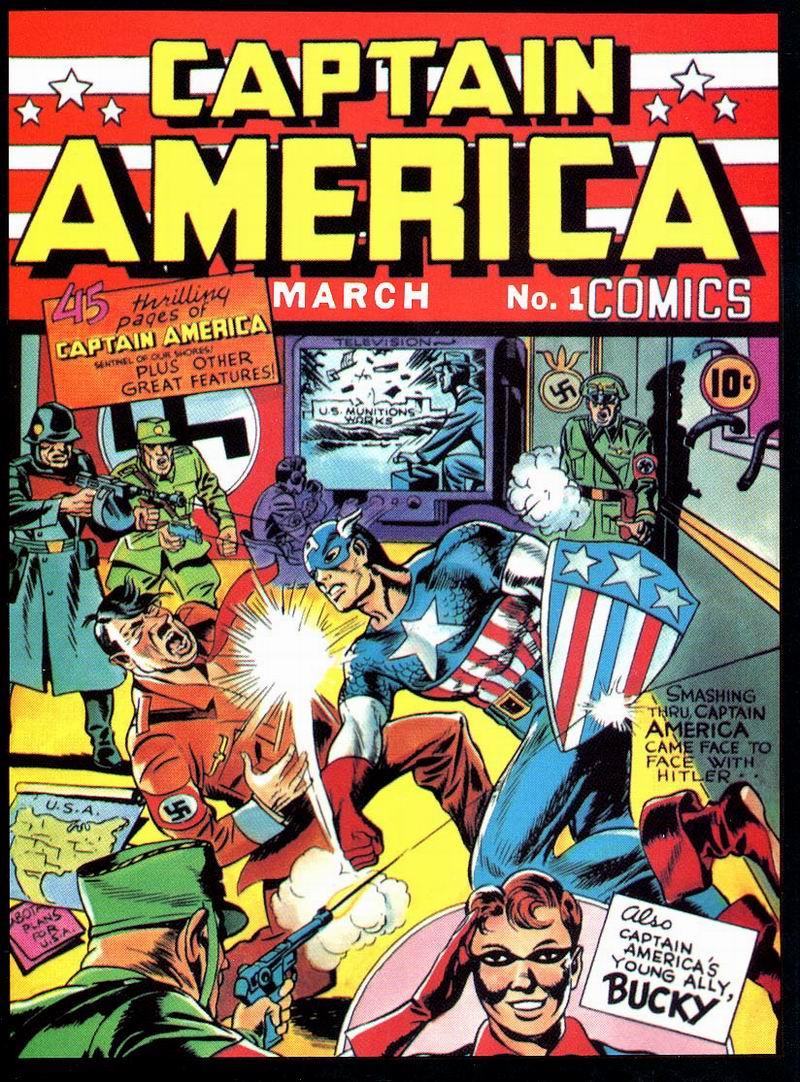 Captain America Comics 1 Value Captain America Comics