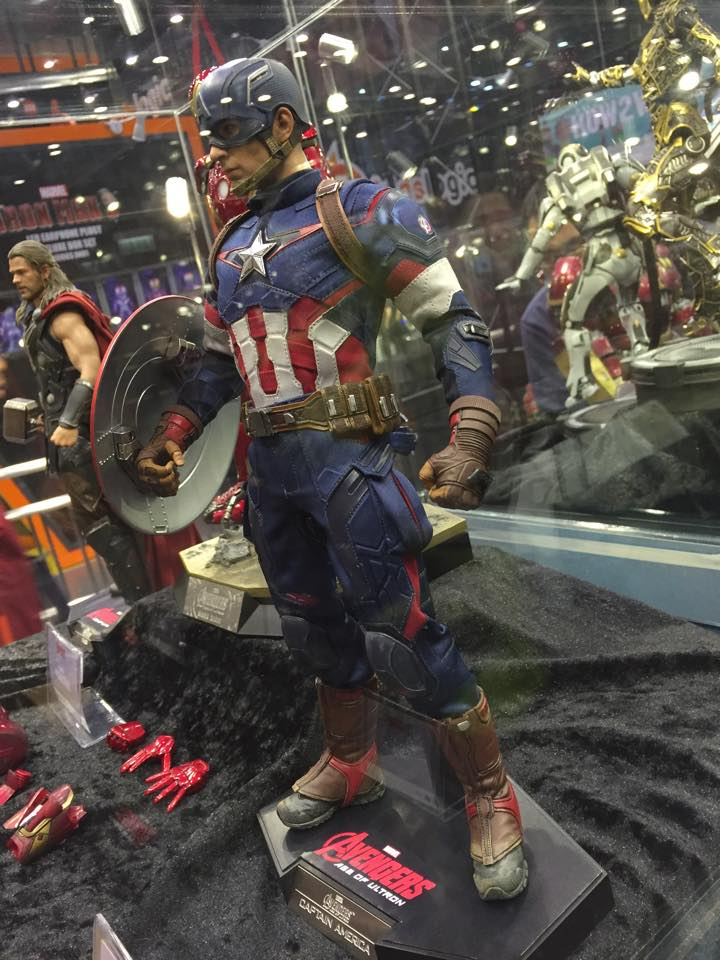 Thanos, Hulkbuster & More Avengers: Age Of Ultron Hot Toys ...