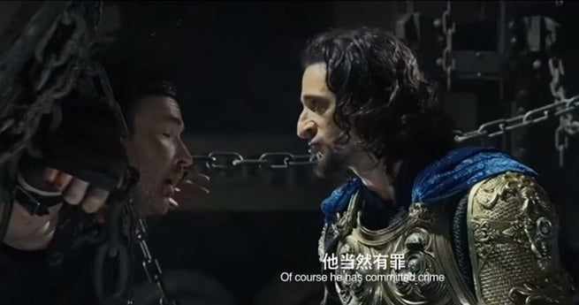 Dragon Blade Trailer Starring Jackie Chan And John Cusack Released