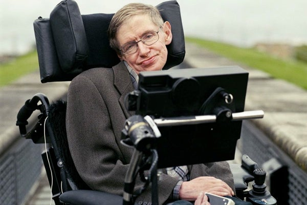 Stephen Hawking Goes in More Depth About Why He'd Be a Great Bond Villain