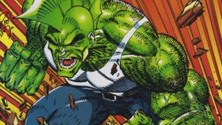 Savage Dragon 1 cover