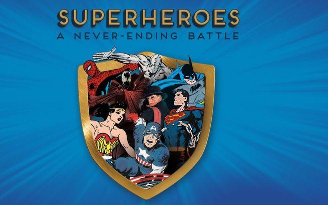 Superheroes a Never Ending Battle