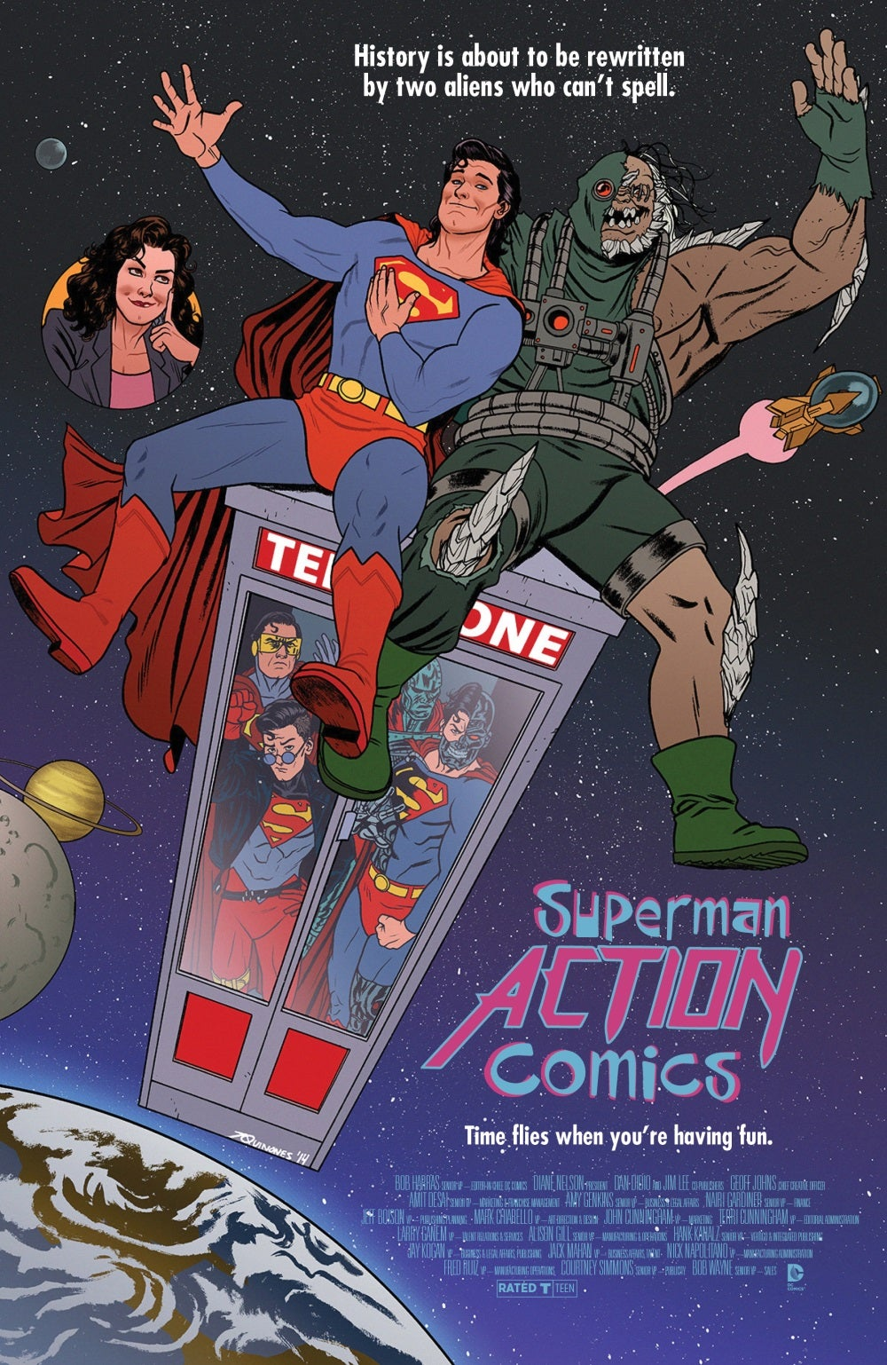 Movie Themed DC Variant Covers Launch In March