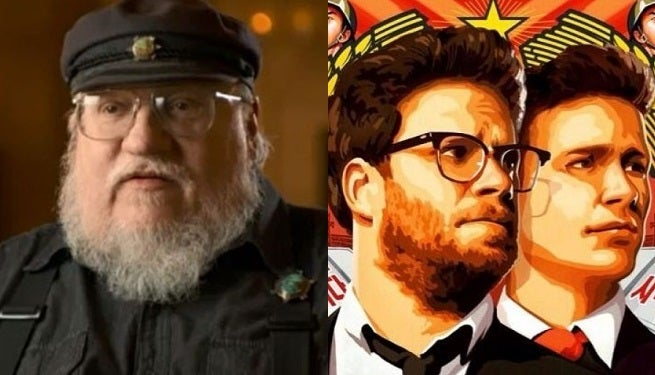 the interview george rr martin