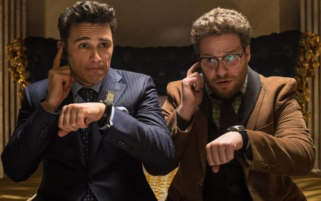 The Interview To Be Released Today On YouTube, Google Play, Xbox, And Sony Site