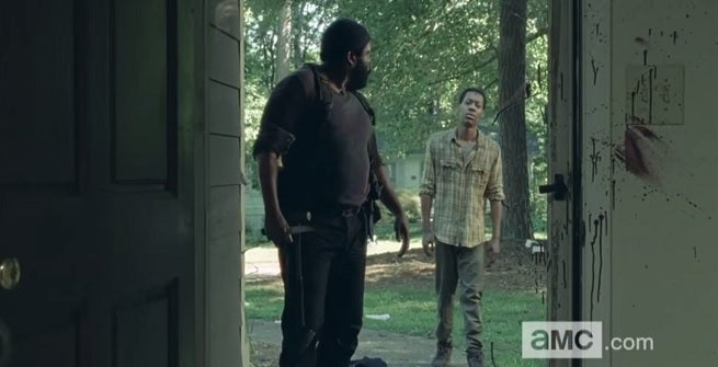 """an analysis of waking the dead A recap of 'the walking dead' season 8 episode 13 """"do not send us  after he  turns, he tumbles down the stairs without anyone waking up."""