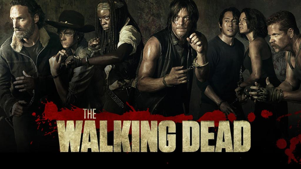 The Walking Dead TV Show Logo Has Been Decaying | Comicbook.com