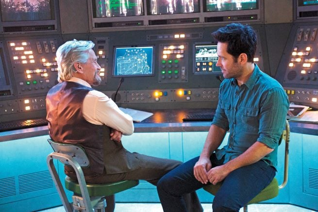 Ant-Man Movie: Easter Eggs And Marvel Universe References