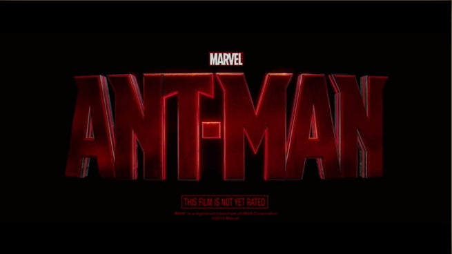 Ant-Man Trailer Officially Released Online