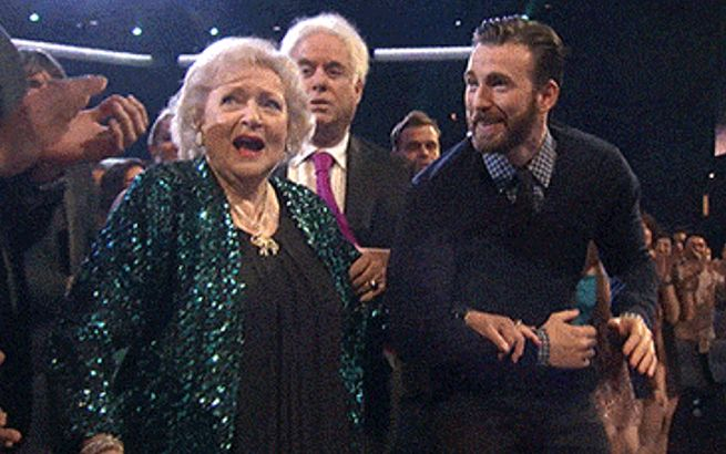 betty-white-chris-evans