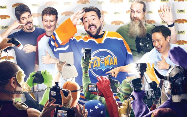 Exclusive! Comic Book Men Returns February 15, Season 4B Key Art Released!