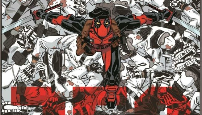 Deadpool Number 2 2015