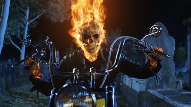 Everything Wrong With Nicolas Cage's Ghost Rider Movie