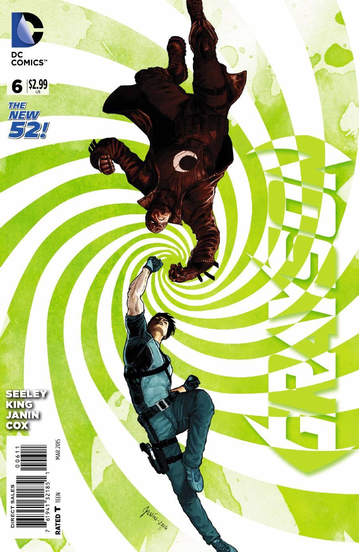 Grayson 6 - Cover