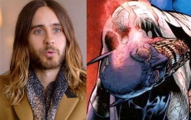 Jared Leto Batman Is Dead